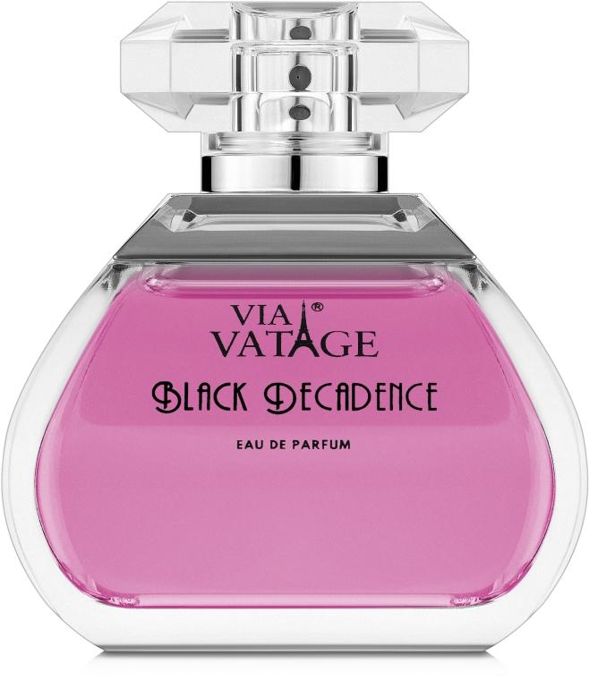 Via Vatage Black Decadence - Парфюмированная вода