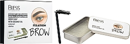 Духи, Парфюмерия, косметика Мыло-фиксатор для укладки бровей - Bless Beauty Brow Soap