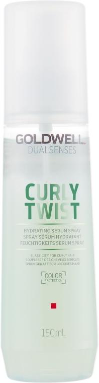 Увлажняющая сыворотка для вьющихся волос - Goldwell Dualsenses Curly Twist Hydrating Serum Spray