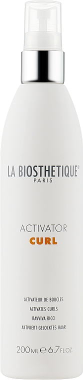 Спрей-активатор локонов - La Biosthetique Curl Activator