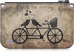 "Духи, Парфюмерия, косметика Косметичка ""Велосипед"" - Devays Maker"
