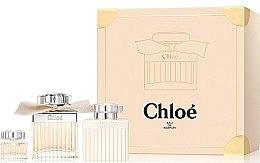 Духи, Парфюмерия, косметика Chloe Signature - Набор (edp/75ml + b/l/100ml + edt/5ml)