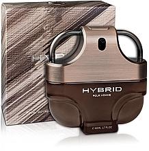 Духи, Парфюмерия, косметика Camara Hybrid - Туалетная вода (тестер с крышечкой)