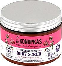 Духи, Парфюмерия, косметика Скраб для тела восстанавливающий - Dr. Konopka's Revitalizing Body Scrub