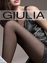 "Парфумерія, косметика Колготки для жінок ""Rete Vision"" 40 Den, nero - Giulia"