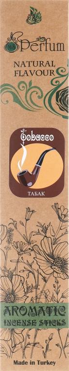 Аромапалочки с успокаивающим ароматом табака - MSPerfum