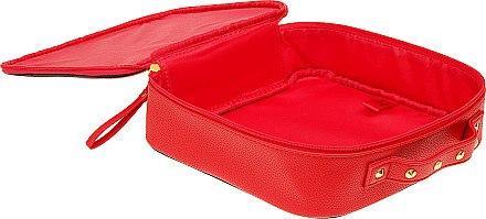 Косметичка большая, красная - Elizabeth Arden — фото N4