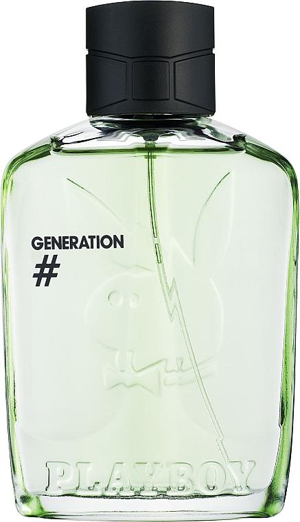 Playboy Generation For Him - Туалетная вода