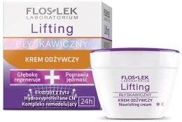 Духи, Парфюмерия, косметика Питательный крем для лица - Floslek Lifting Nourushing Cream 24H
