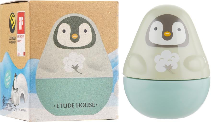 Крем для рук с ароматом хлопка - Etude House Missing U Hand Cream Fairy Penguin
