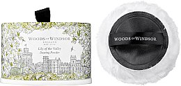 Духи, Парфюмерия, косметика Woods of Windsor Lily Of the Valley - Тальк для тела