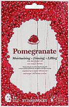 """Духи, Парфюмерия, косметика Маска для лица """"Гранат"""" - Vitamasques Mask Pomegranate"""