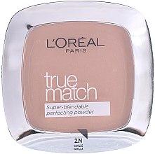 Духи, Парфюмерия, косметика Пудра для лица - L'Oreal Paris True Match Super Blendable Perfecting Powder