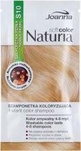 Оттеночный шампунь для волос - Joanna Naturia Soft Color Shampoo — фото N1