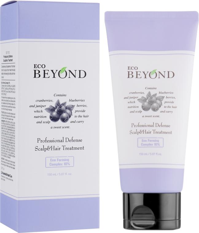 Лечебная маска для жирной кожи головы и волос - Beyond Professional Defense Scalp & Hair Treatment
