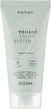 Духи, Парфюмерия, косметика Нежный крем для рук - Kemon NaYo Hand Cream