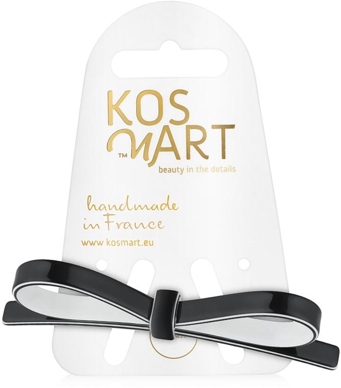 """Заколка для волос """"Noir & Blanc"""" - Kosmart"""