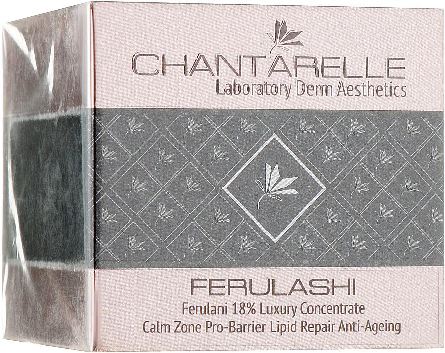 Сыворотка для лица с 18% феруловой кислотой - Chantarelle Ferulashi Ferulani 18% Lipid De-Ageing Concentrate
