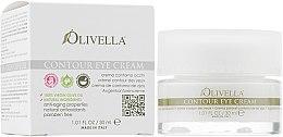 Духи, Парфюмерия, косметика Крем для кожи вокруг глаз - Olivella Contour Eye Cream