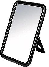 Духи, Парфюмерия, косметика Зеркало одностороннее квадратное Mirra-Flex, 14x19 cm, 9254, черное - Donegal One Side Mirror