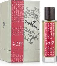 Духи, Парфюмерия, косметика Orobianco 418 - Парфюмированная вода