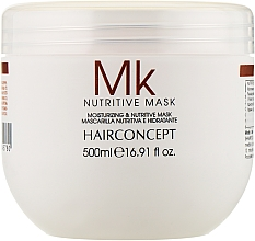 Духи, Парфюмерия, косметика Питательная маска для волос - HairConcept Elite Pro Treatment Mask Nutritive