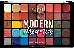 Парфумерія, косметика Палетка тіней для повік - NYX Professional Makeup Modern Dreamer