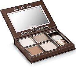 Палетка контуров и хайлайтеров - Too Faced Cocoa Contour — фото N3