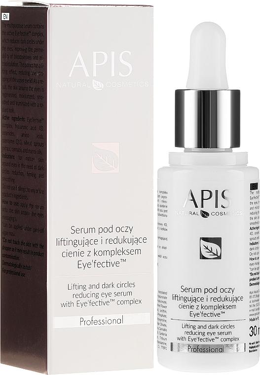 Сыворотка для кожи вокруг глаз - Apis Professional Eye Serum