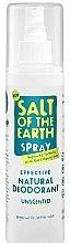 Духи, Парфюмерия, косметика Натуральный кристальный спрей-дезодорант - Salt of the Earth Natural Deodorant Spray