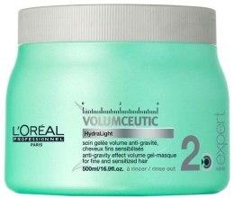 Духи, Парфюмерия, косметика Гель-маска для придания объема тонким волосам - L'oreal Professionnel Volumceutic Anti-Gravity Effect Hydralight Gel-Masque
