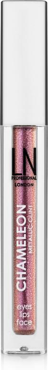 Жидкий глиттер для макияжа - LN Professional Chameleon Metallic Glint