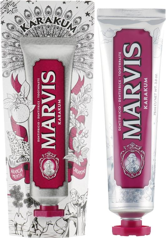 Зубная паста - Marvis Karakum Limited Edition Toothpaste
