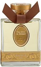 Духи, Парфюмерия, косметика Rance 1795 Eau Duc De Berry - Туалетная вода (тестер с крышечкой)