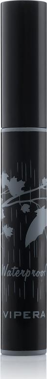 Водостойкая тушь для ресниц - Vipera Four Seasons Mascara Waterproof — фото N1