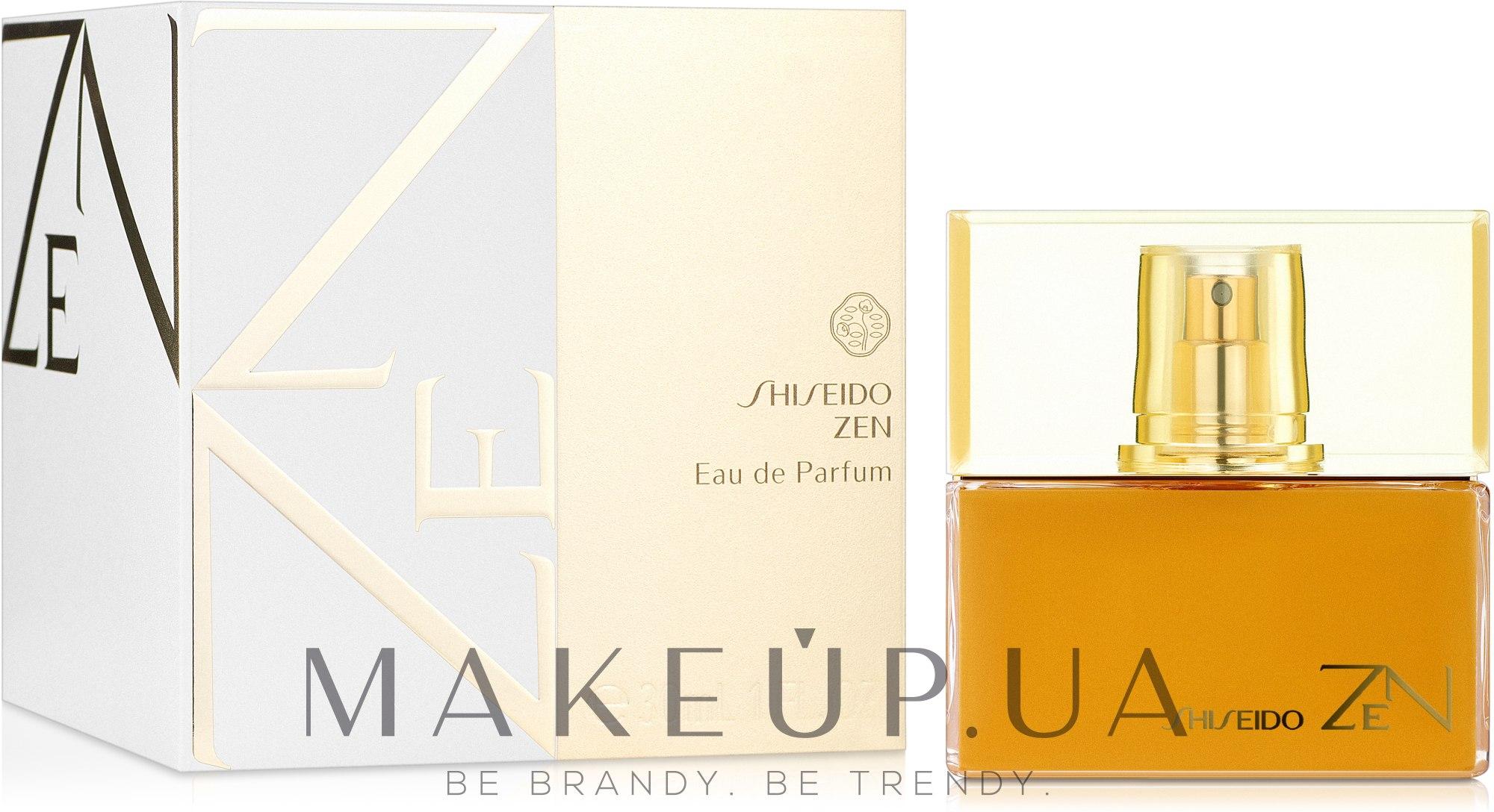 Shiseido Zen - Парфюмированная вода — фото 30ml