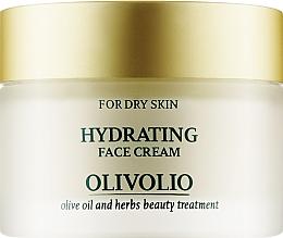 Духи, Парфюмерия, косметика Увлажняющий и питательный крем для сухой кожи лица - Olivolio Hydrating Face Cream For Dry Skin