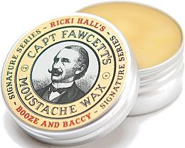 Духи, Парфюмерия, косметика Воск для усов - Captain Fawcett Ricki Hall Booze & Baccy Moustache Wax