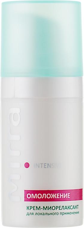 Крем-миорелаксант для локального применения - Mirra Intensive Cream