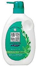 Духи, Парфюмерия, косметика Увлажняющее жидкое мыло для тела с экстрактом ромашки и зверобоя - Lion Herb Blend