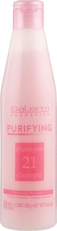 Шампунь очищающий - Salerm Linea SPA Purificante Shampoo