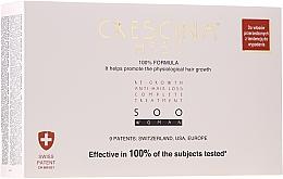 Духи, Парфюмерия, косметика Ампулы для восстановления роста волос у женщин - Crescina HFSC Re-Growth Anti-hair Loss 500
