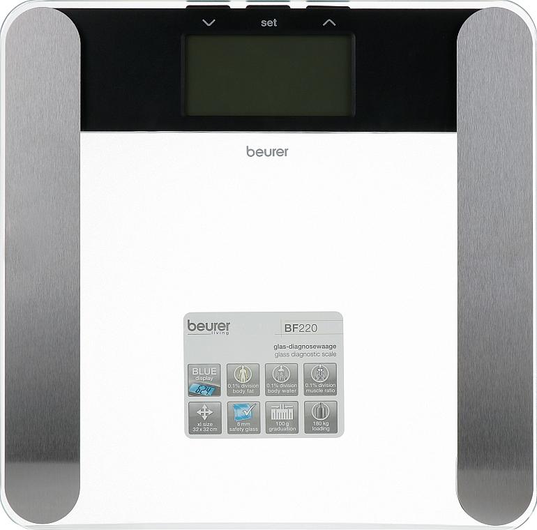 Диагностические весы BF 220 - Beurer