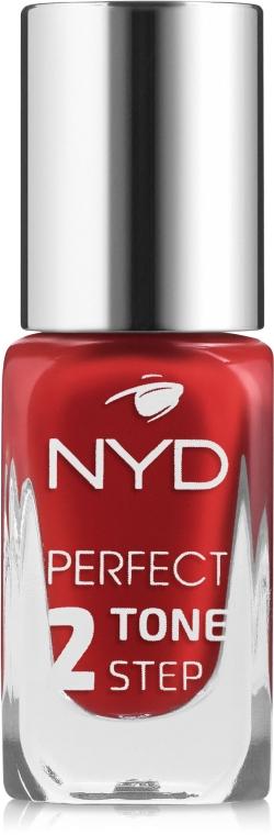 Лак для ногтей - NYD Professional Perfect Tone 2 Step Nail Lacquer