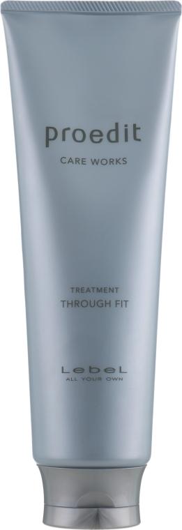 Питательная маска для жестких и непослушных волос - Lebel Proedit Through Fit Treatment