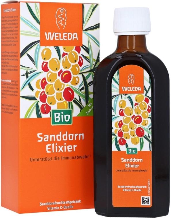 """Диетическая добавка """"Облепиховый эликсир"""" - Weleda Bio Sanddorn Elixer/Buckthurn Elixir"""