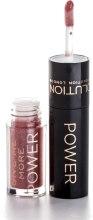 Духи, Парфюмерия, косметика Помада-блеск для губ - Makeup Revolution Lip Power Duo Lipstick
