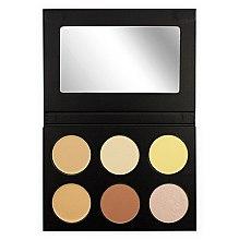 Духи, Парфюмерия, косметика Консилер для лица - Makeup Revolution Katie Price Conceal Contour&Light For Men