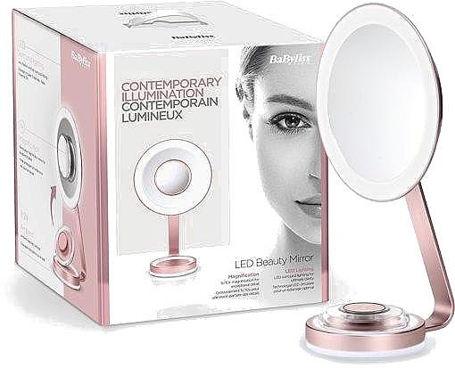 Зеркало косметическое, с LED подстветкой 9450E - BaByliss — фото N1