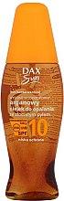 Духи, Парфюмерия, косметика Масло для загара - Dax Sun Argan Oil Spray SPF 10